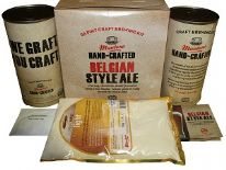 Muntons Hand Crafted Belgian Style Ale Beer Kit 3.5 Kg